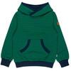 Finkid Juttu sweater Kinderen groen/blauw